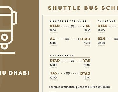 "Check out new work on my @Behance portfolio: ""Shuttle Bus Service concept"" http://be.net/gallery/45979057/Shuttle-Bus-Service-concept"