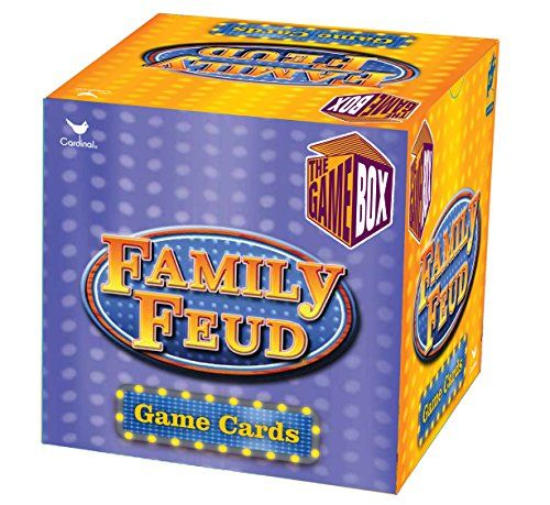 the game box family feud instructions
