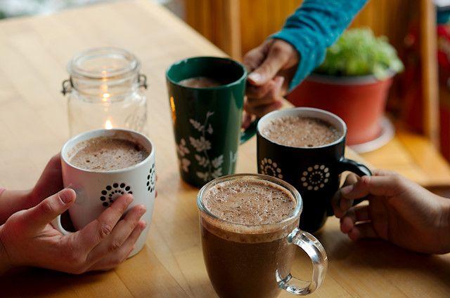 whisked hot cocoa mugs