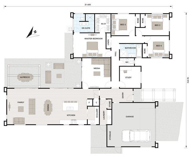 1924 best new zealand floor plans images on pinterest for Floor plans new zealand