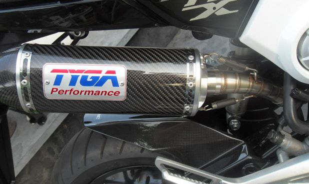 TYGA Exhaust Can for the Honda Grom (UK)
