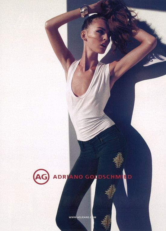AG Adriano Goldschmied Jeans | Find the Latest News on AG Adriano Goldschmied Jeans at Sandi in the City