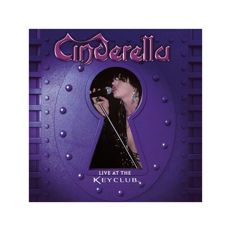 Cinderella - Cinderella:Live at the key club (Vinyl)