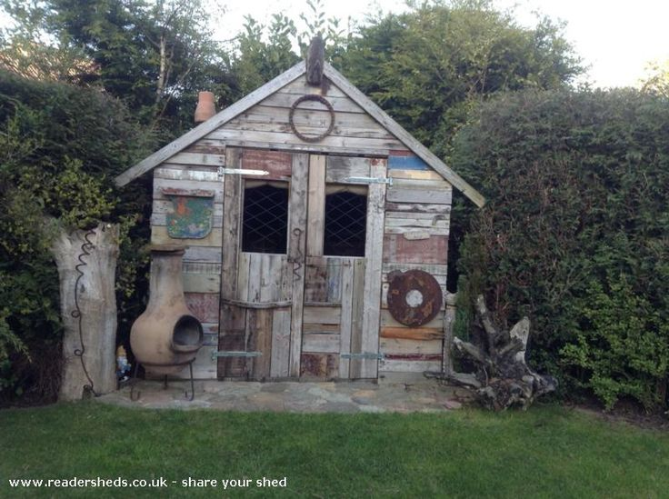 146 Best Garden Shed Fort For Boys Images On Pinterest Sheds And Houses