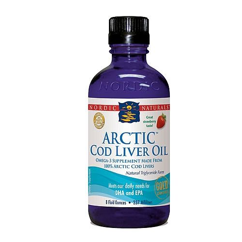Cod liver oil for autism