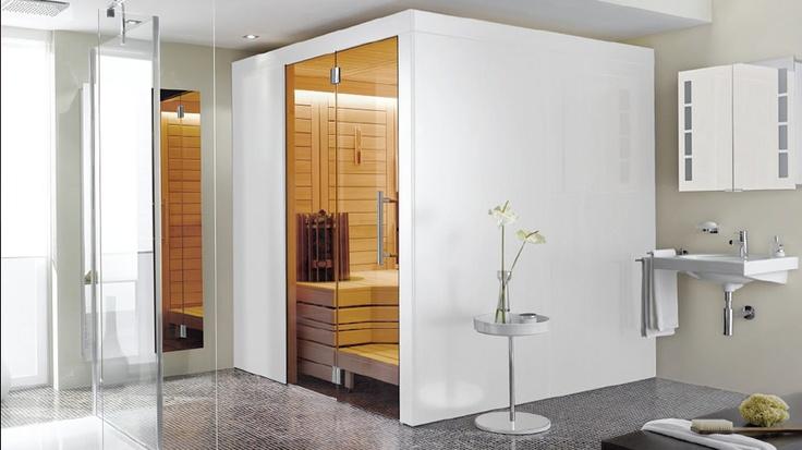 Designer Sauna Cabin - Cupreme