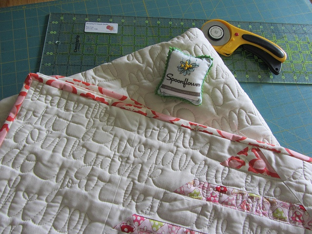 word quilting by quilting square one, via Flickr