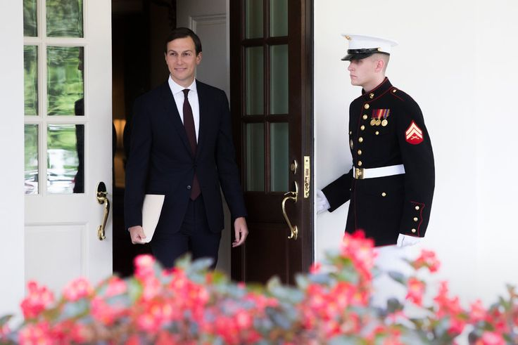 Jared Kushner said he was unaware of the agenda of a June 2016 meeting at which Donald Trump Jr. expected to learn damaging information about Hillary Clinton.