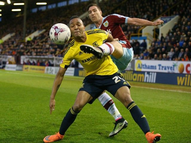 Middlesbrough defender Emilio Nsue to link up with Birmingham City?