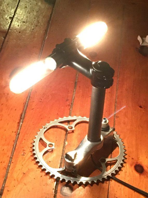 Lampe de guidon de vélo montagne avec commutateur par 802Ironworks