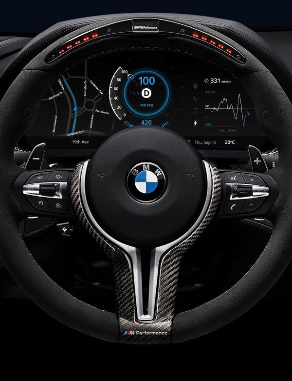 BMW Armaturenbrett Design on Behance – Corinne Ray…