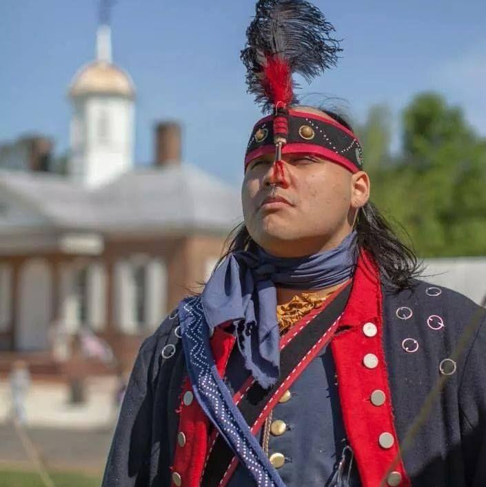 Eastern Band of Cherokee Dancer Malaciah Bigwitch Taylor