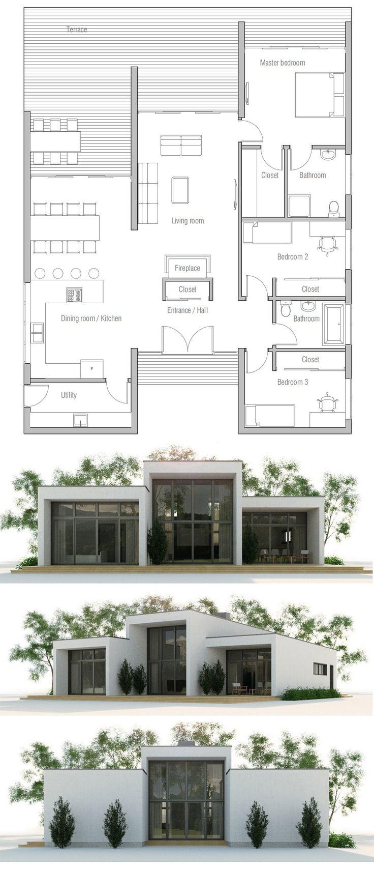 Projet de Maison CH379