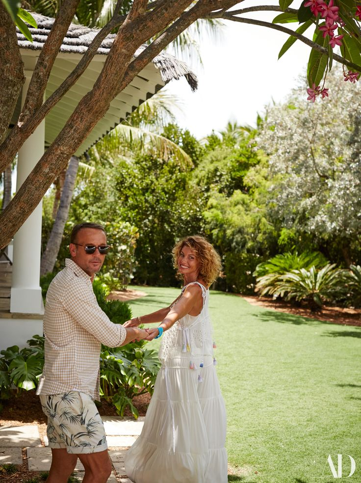 Faith Hill and Tim McGraw Live in Harmony Photos | Architectural Digest