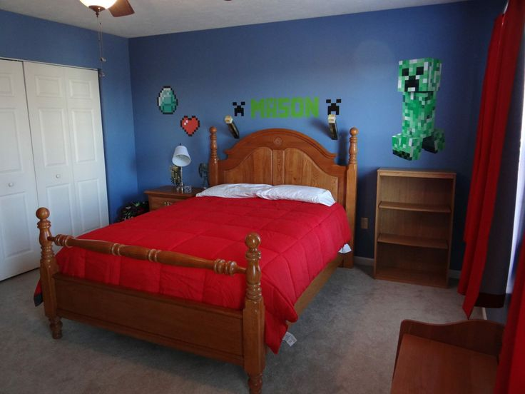 Best Minecraft Bedroom Set With Wilsongraphics