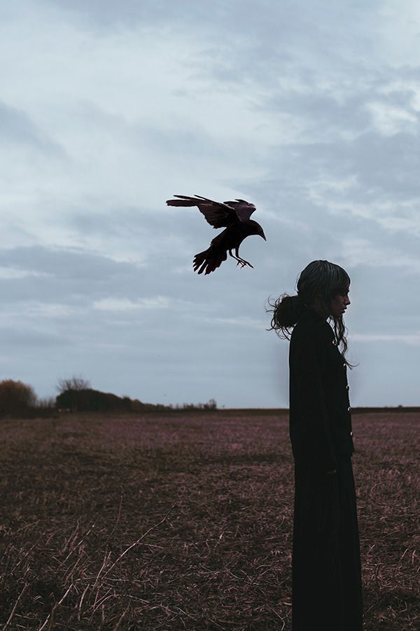 Solitary Witch Bruja Photography Dark Photography Art