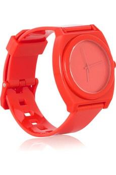 coralCoral Watches, Time Teller, Nixon 160 160 Tim Teller, Style, Nixon Watches, Jewelry, Coral Nixon, Accessories, Nixon Time
