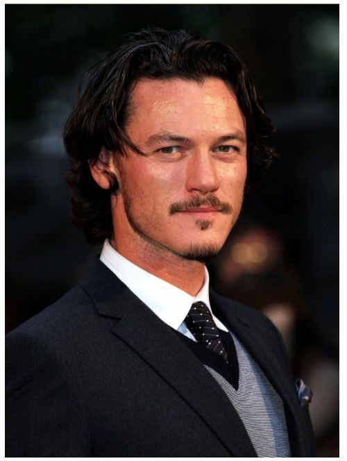Luke evans will play vlad tepes in quot dracula untold quot yummy im excited