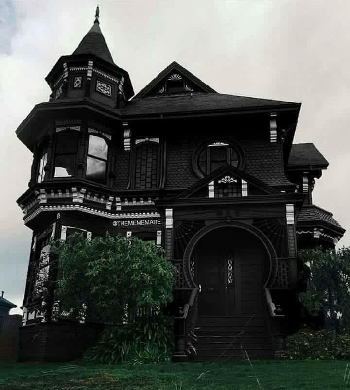 Les 695 meilleures images du tableau casas abandonadas sur for Architecture victorienne