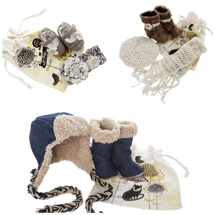 Beautiful winter gift sets available from www.ohbaby.co.za