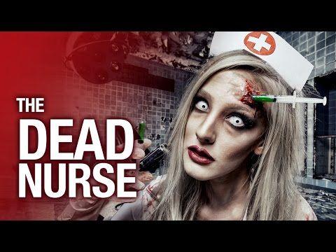 Dead nurse special fx halloween tutorial - YouTube