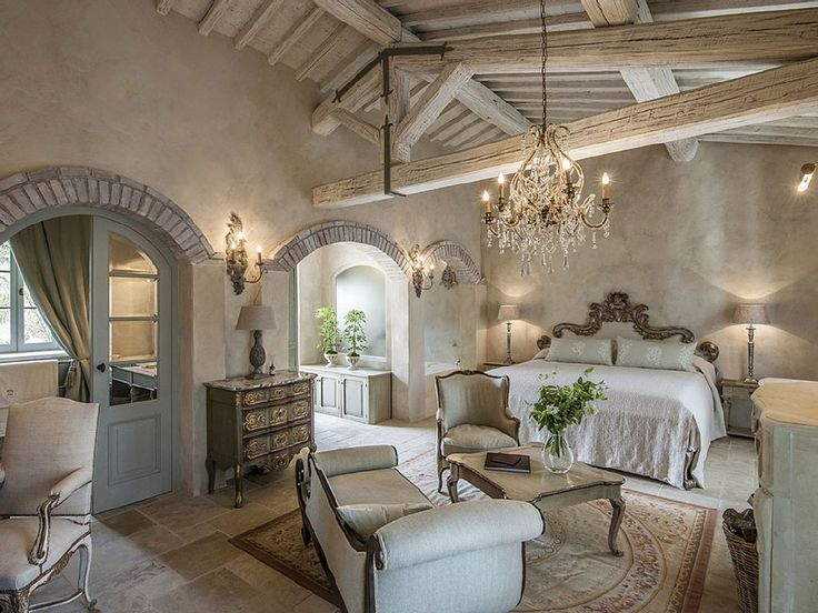 Best 25 Tuscan style bedrooms ideas on Pinterest Mediterranean