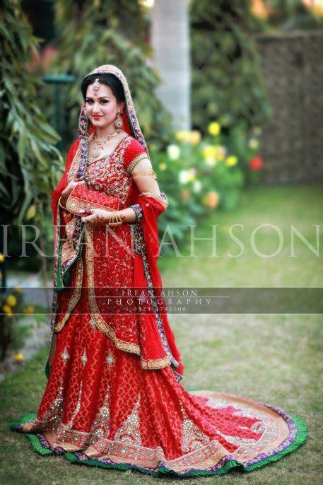 Bridal Pakistani Wedding Dresses