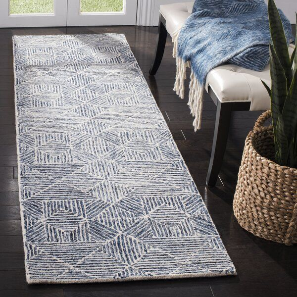 Joseph Hand Tufted Wool Light Blue Gray Area Rug Blue Gray Area Rug Blue Wool Rugs Grey Area Rug