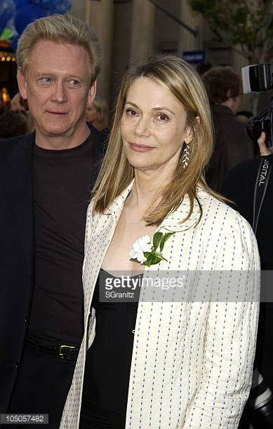Bruce Davison Peggy Lipton during 'X2 XMen United' Premiere Los Angeles Arrivals at Grauman's Chinese Theatre in Hollywood California United States