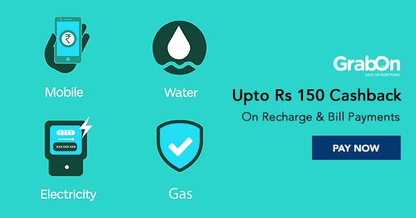 The best offers on #recharge and bill payments, for your convenience.  #coupons #offer #india #discount #voucher