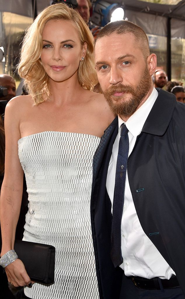 Charlize Theron Reveals Rift With Tom Hardy While Working on Mad Max: Fury Road   E! Online Mobile