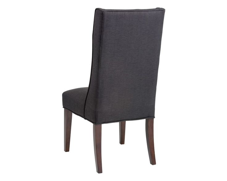 SABINE DINING CHAIR - CHARCOAL FABRIC - Dining Chairs - Dining - Products