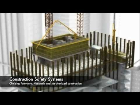 ▶ 4D Simulations - Civil Engineering Projects - YouTube