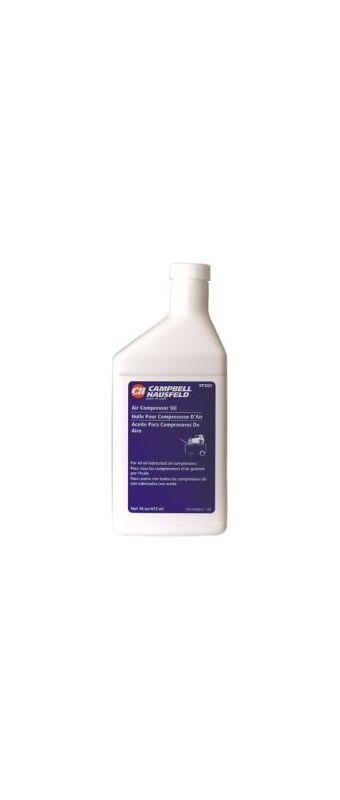 Campbell Hausfeld ST1253 Air Compressor Oil - 16 Oz. Air Tool Accessories Air Compressor Accessories Air Compressor Oil