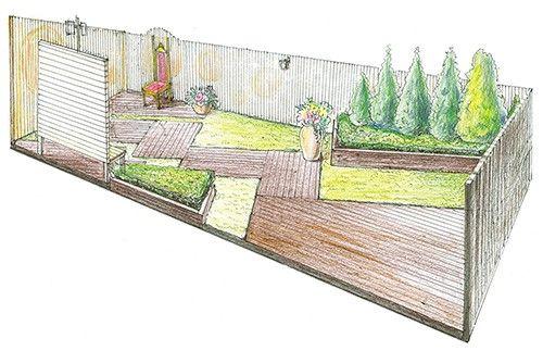 누군가에게 선물이 될 테라스 정원 이미지 1  테라스조경  Pinterest