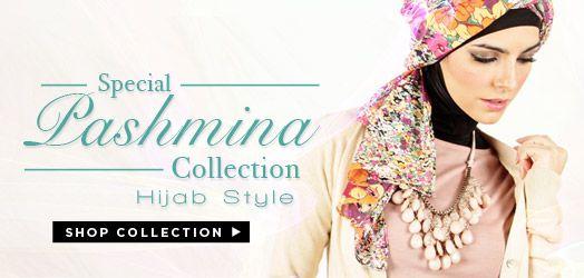 Ladies, hari ini kita punya banyak koleksi pashmina baru untuk koleksi hijabmu! shop> http://Dyah-Setyo.pinkemmaku.com