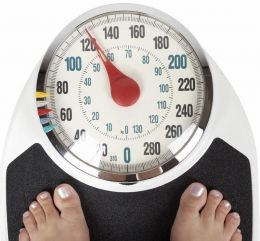 It is said that it is very unhealthy to lose more than 2 lbs per week. Why not break your weight loss goals into a very manageable one? Aim for a simple five pounds a month. Slow and steady, wins the race!