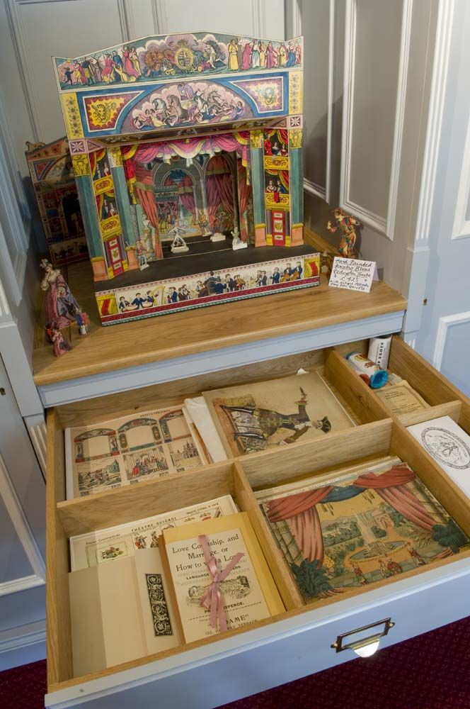 London, Mr.Pollock Toy Theatre:       We are situated on the first floor of the Central Avenue and South Piazza of the Market Building.  Opening Hours: Monday – Saturday 10.30-18.00 Sunday 11.00 – 16.00