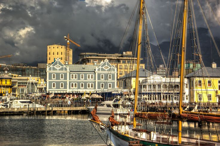 Postcards From Cape Town Waterfront