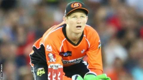 Cameron Bancroft: Australia wicketkeeper signs for Gloucestershire