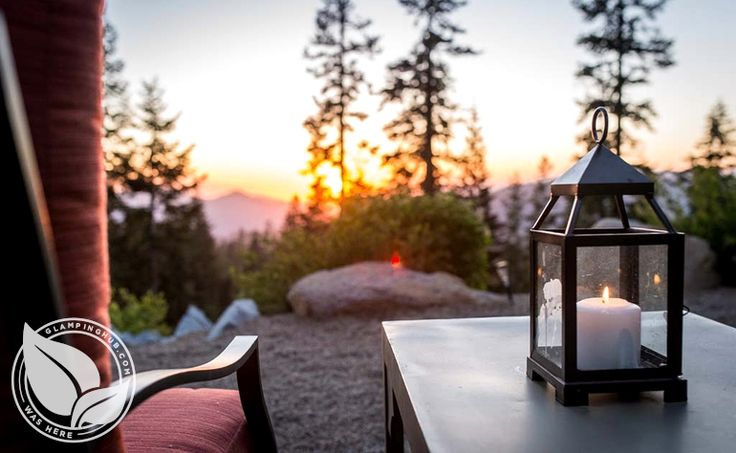 Glamping Northern California | Luxury Camping Kings Canyon National