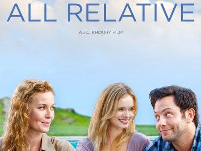 Sneak preview of All Relative