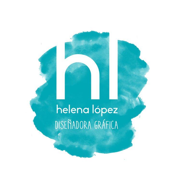 My logo watercolor