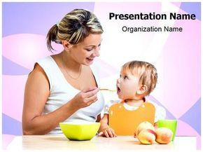 Check out our professionally #designed #Baby Food #PPT #template. Download our Baby Food PowerPoint #theme affordably and quickly now. This royalty free Baby Food Powerpoint template lets you edit text and values and is being used very aptly for Baby #Food, #Child, #Childhood, Eating, Food, #Healthy #Eating, #Infant, #Innocence, #Motherhood and such PowerPoint #presentations.