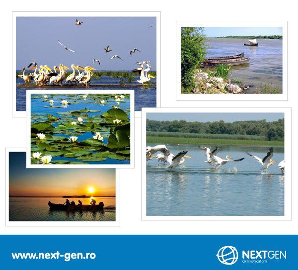 Astazi este Ziua Internationala a Dunarii!
