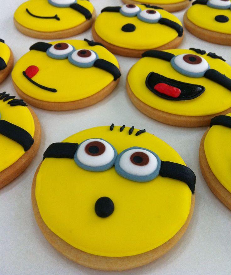 Diverta idea para comida de una fiesta de cumpleaños Minions