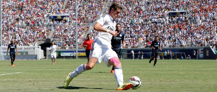 Alineación del Real Madrid ante la Roma