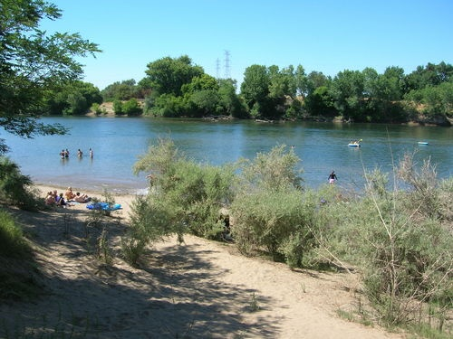 Paradise Beach One Of My Favorite River Places In Sacramento Beyond San Francisco Bay Area Tahoe Are On Other Boards Pinterest