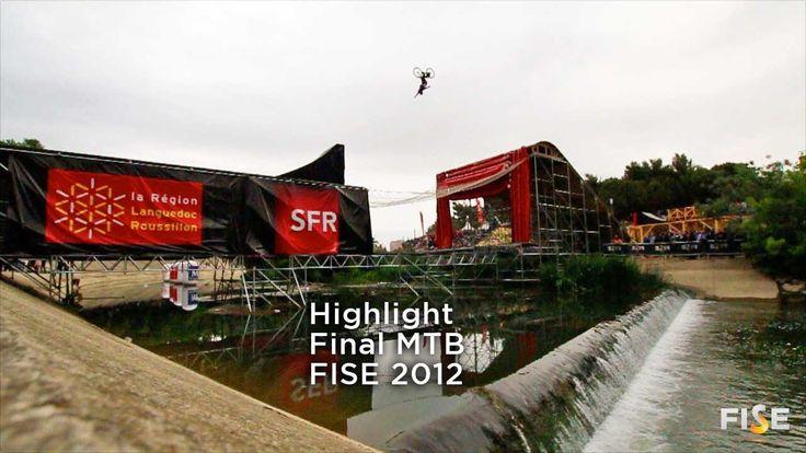 Highlight MTB FISE Montpellier 2012