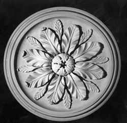 Plaster cornices by Artika of Bath